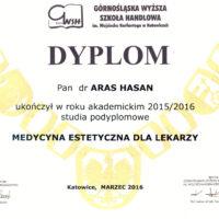 DURAN dyplomy