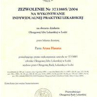 DURAN-dent-dyplom
